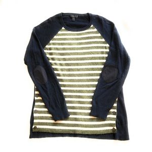 J Crew Sweater Button accent on the sides Medium